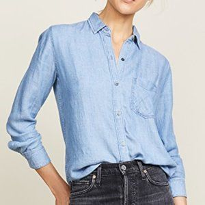 Rails Chambray Ingrid Button Down Shirt